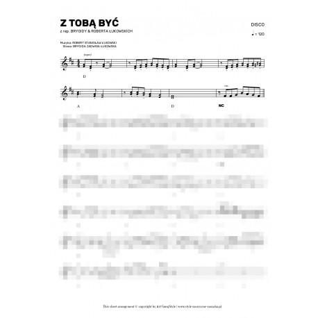 Brygida & Robert Łukowski - Z Tobą Być