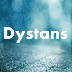Dystans - Za oknem deszcz 2020
