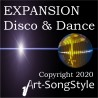 Disco & Dance Voice & Drums Expansion Pack for Genos