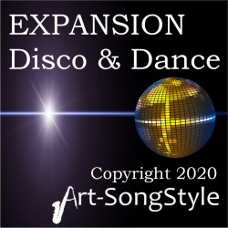 Disco & Dance Voice & Drums Expansion Pack for PSR - S775
