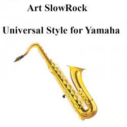 Art 6/8 SlowRock - Universal Styl For Yamaha