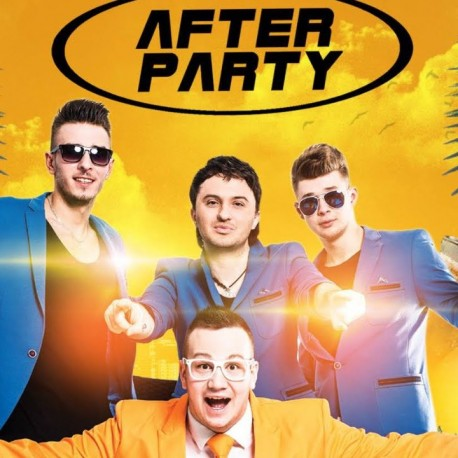 After Party - Ona lubi pomarańcze