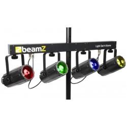 Zestaw oświetleniowy 4-Some Light BeamZ