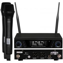 Mikrofonowy system bezprzewodowy LDM T2100/H100